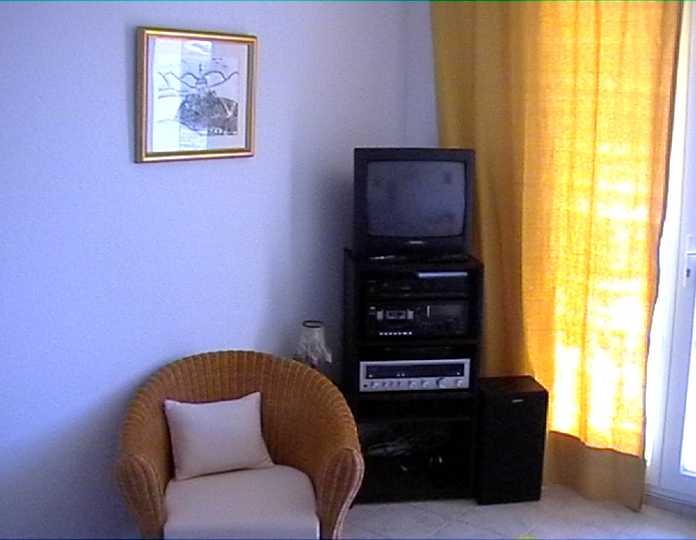 Fernsehen in der Ferienwhohnung